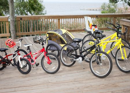 Ocean Atlantic Rentals, Bike Rentals