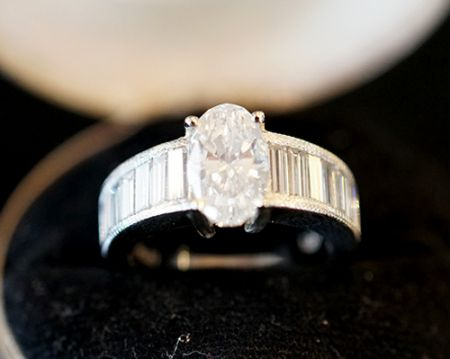 Muzzie's Fine Jewelry & Gifts, Diamond Ring