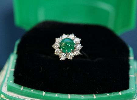 Muzzie's Fine Jewelry & Gifts, Emerald Ring