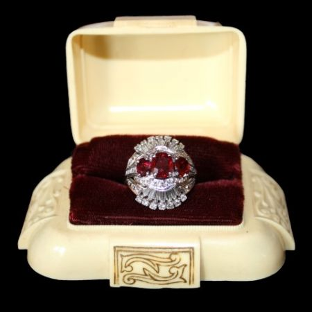 Muzzie's Fine Jewelry & Gifts, Ruby Ring