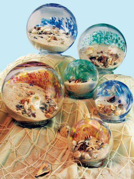 Tar Heel Trading Co., Sea Globes