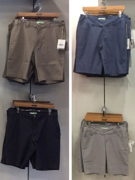 Cariloha Bamboo Outer Banks, Men's & Women's Shorts