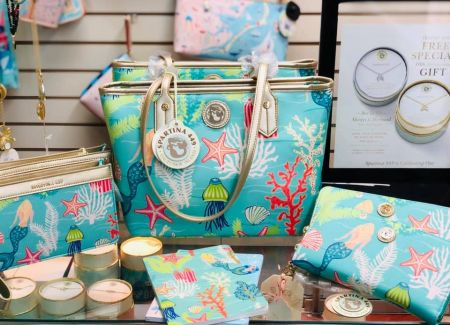 Fisherman's Daughter Hatteras Boutique, Spartina 449 Accessories