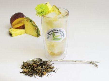 The Spice & Tea Exchange, White Tropical Tea