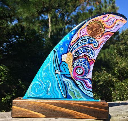 Muse Originals, Surf Art by Angel4joy