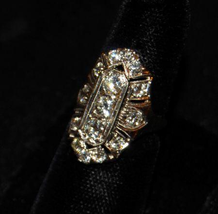 Muzzie's Fine Jewelry & Gifts, Vintage Diamond Ring