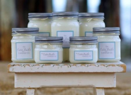 Spry Creek Home Accents in Corolla NC, Candles by The Outer Banks Candle Company