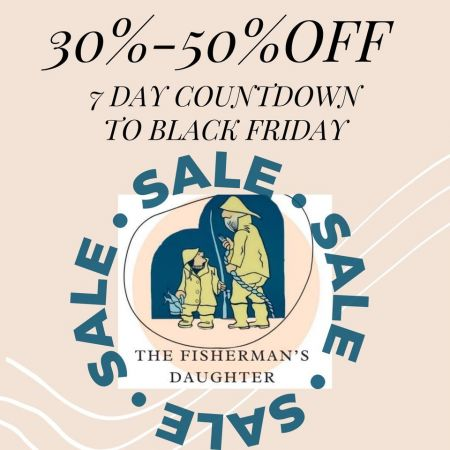 Fisherman's Daughter Hatteras Boutique, Pre-Black Friday Sale