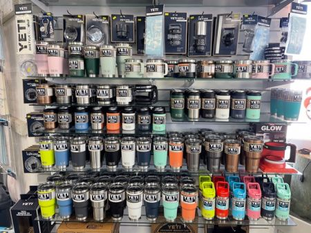 OBX Bait and Tackle Corolla Outer Banks, YETI Mugs & Tumblers on Sale