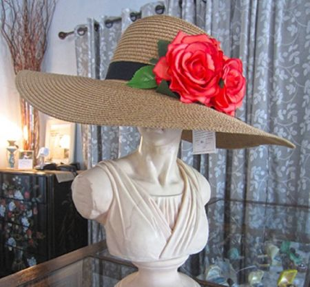 Muzzie's Fine Jewelry & Gifts, Summer Hats