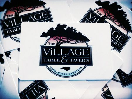 The Village Table & Tavern, Holiday Gift Card Promo