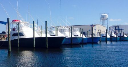 OBX Marina, Service Your Boat