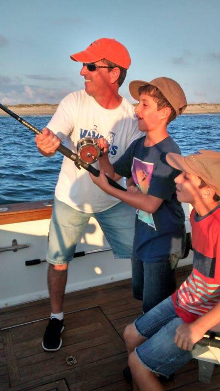 Fishing Taxi, Full Day Trip Inshore