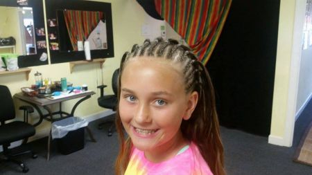 Beach Braids, Hair Wraps & Henna, Beach Braids