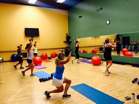 Outer Banks Sports Club, Wellness Classes