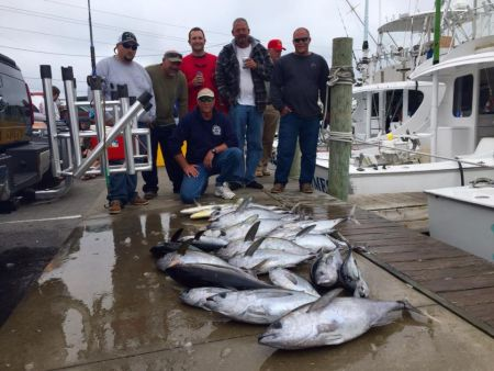 Big Eye Charters, Fish with Big Eye Charters