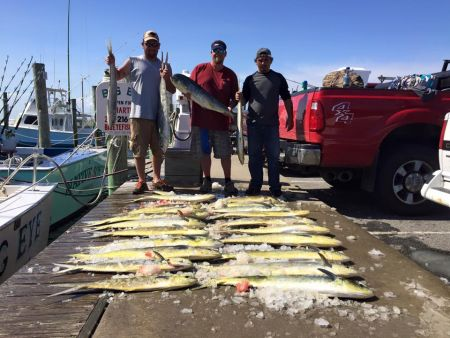 Big Eye Charters, Catch the Big One