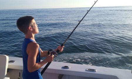 Fishing Taxi Sportfishing, Half Day Trip