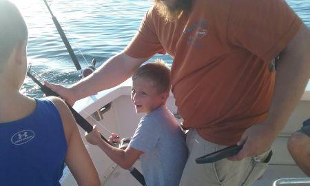 Fishing Taxi Sportfishing, Sound Fishing Half Day