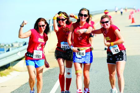 Outer Banks Sporting Events, Outer Banks Marathon