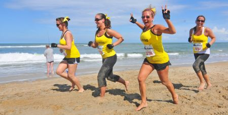 Outer Banks Sporting Events, Band in the Sand 5K