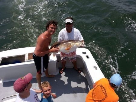 Phideaux Fishing, Sunset Fishing Cruise