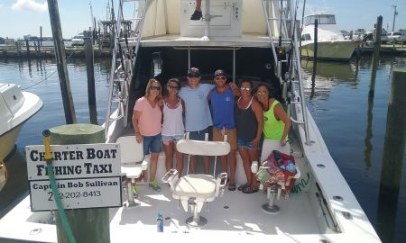 Wanchese Fishing Charters, Extended Trip