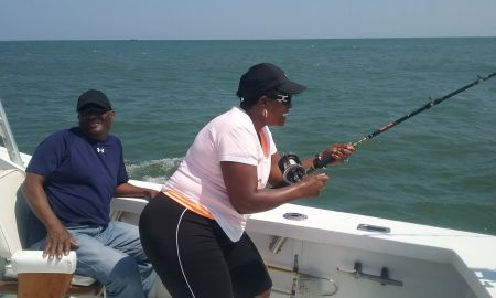 Fishing Taxi Sportfishing, Extended Half Day Trip (Afternoon)