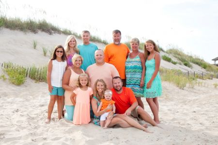 12th Street Portraits, Commemorate Your Family Vacation