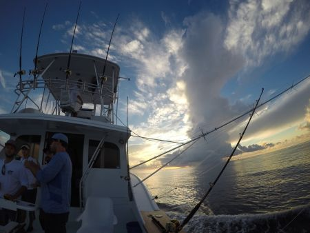 The Hooker, Full-Day Offshore Fishing