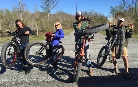 Manteo Cyclery, FATBIKE TOURS at Alligator River National Wildlife Refuge