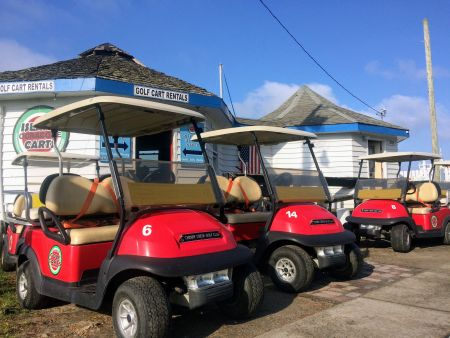 Ocracoke Island Golf Carts, Rent a Golf Cart in Ocracoke