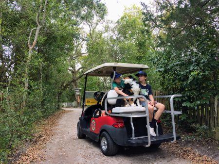 Ocracoke Island Golf Carts, Explore Ocracoke by Cart
