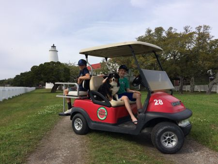 Ocracoke Island Golf Carts, Golf Cart Rentals on Ocracoke Island
