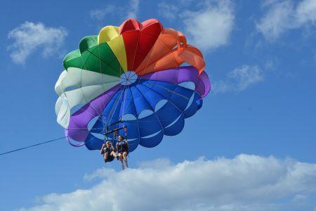 Corolla & Duck Parasail, Enjoy an adrenaline-pumping yet Safe Parasail Flight
