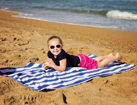 Moneysworth Beach Equipment and Linen Rentals, Beach Towel