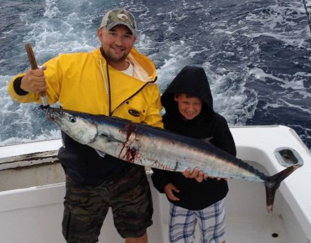Bite Me Sportfishing Charters, Offshore/Gulf Stream Full Day Charter