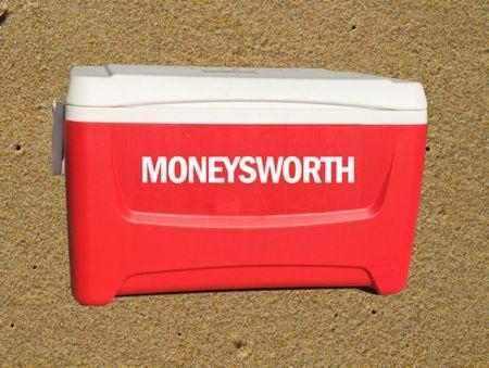 Moneysworth Beach Equipment and Linen Rentals, Large Cooler
