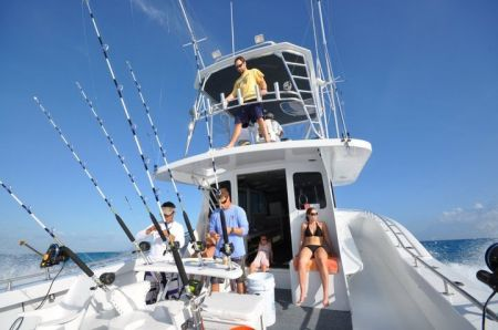 Country Girl Charters, Gulf Stream Adventure Tour