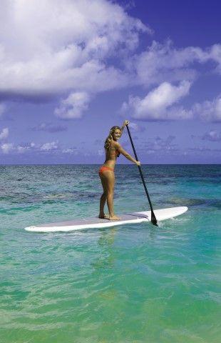Secret Spot Surf Shop, Stand-Up Paddleboarding Lessons