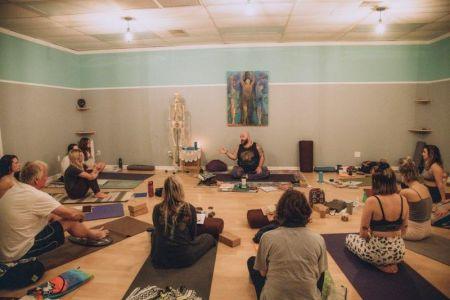 Scott Lawlor Yoga, Hot Vinyasa Yoga with Surprises
