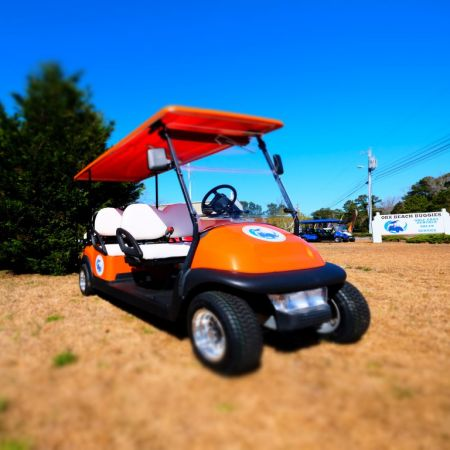 Outer Banks Beach Buggies, Weekly LSV Rental