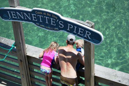 Jennette's Pier, Tour the Pier