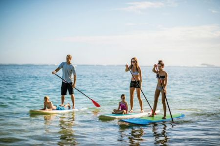 Corolla Water Sports, Stand-Up Paddleboard Rentals