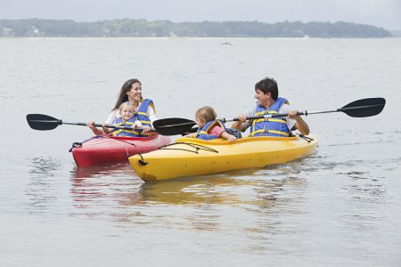 Corolla Water Sports, Take a Tour on our Kayaks