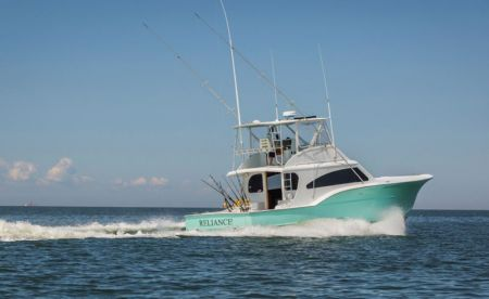 Reliance Hatteras Fishing Charters, Half Day Inshore Charter Fishing