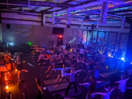 Scott Lawlor Yoga, Grateful Yoga