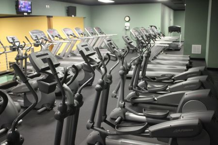 Outer Banks Sports Club, Spin Class