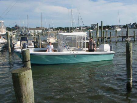 Gecko Sportfishing, Full Day Inshore Charter on the Drumrunner
