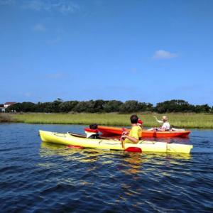 Hatteras Island Ocean Center, Kayak Tour